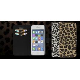 Housse iPhone 5C Léopard