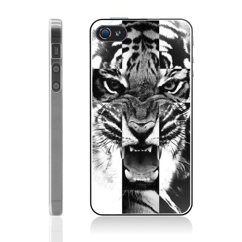 coque iphone 5 tigre