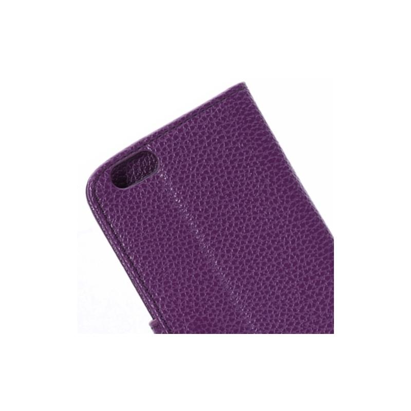 Housse cuir porte cartes iphone 6 plus 6s plus mobile for Housse cuir iphone 6