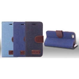 Etui iPhone 6 Jeans Style