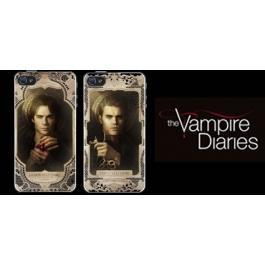 Coque iPhone 4 et 4s The Vampire Diaries - Damon & Stefan