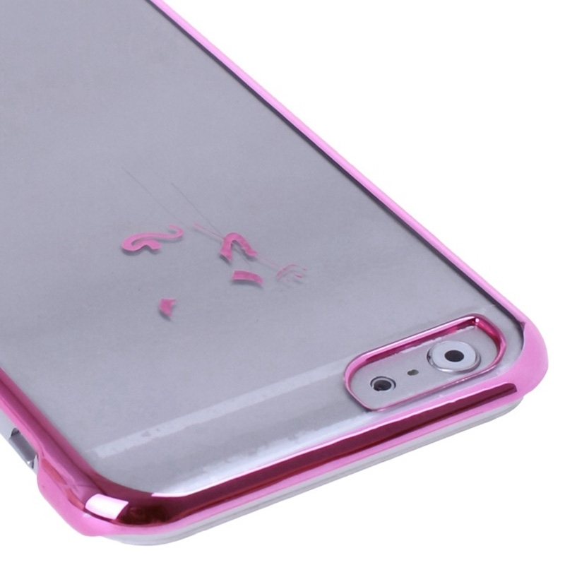 coque iphone 6 transparente de couleur