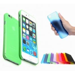 Coque iPhone 6 Plus ultra fine transparente