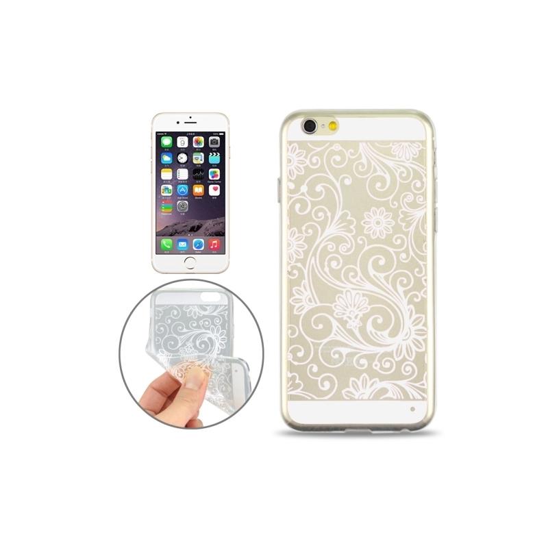 coque iphone 6 souple transparente