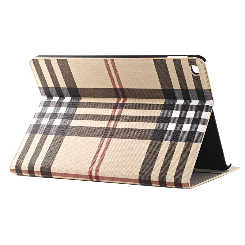 Housse ipad air 2 damiers en cuir iphony for Housse ipad air 2 originale