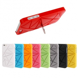 Coque de protection creux en plastique iPhone 5
