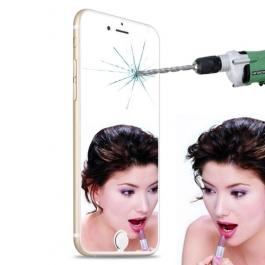 vitre verre trempé iPhone 6 / 6S effet miroir
