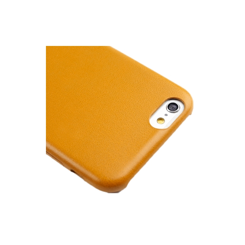 coque iphone 6 moutarde
