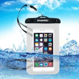 housse waterproof iPhone 5C HAWEEL transparente