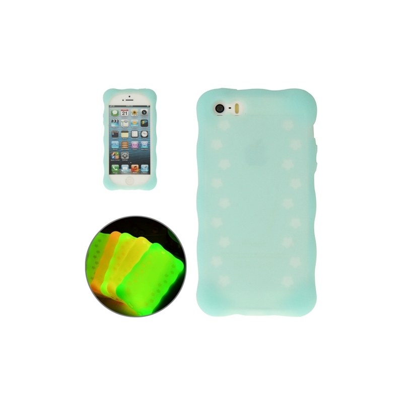 coque iphone 7 phosphorescent