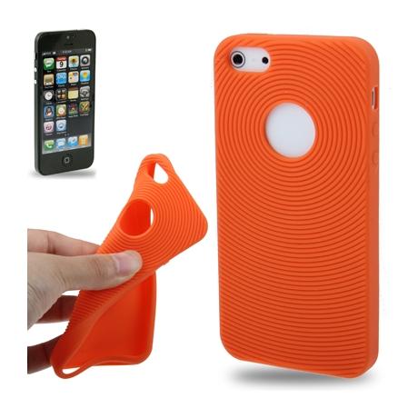 coque iphone 5 orange
