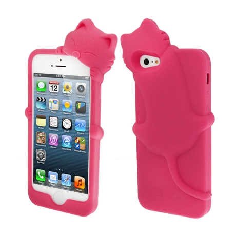 coque iphone 4 silicone 3d