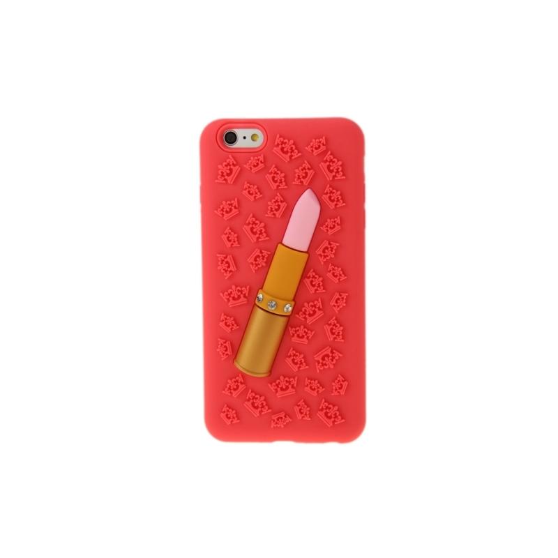 coque iphone 6 3d silicone levre