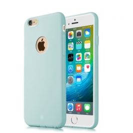 coque iPhone 6 plus / 6S plus TPU Baseus - Bleu