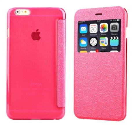 coque iphone 6 a rabat coloré