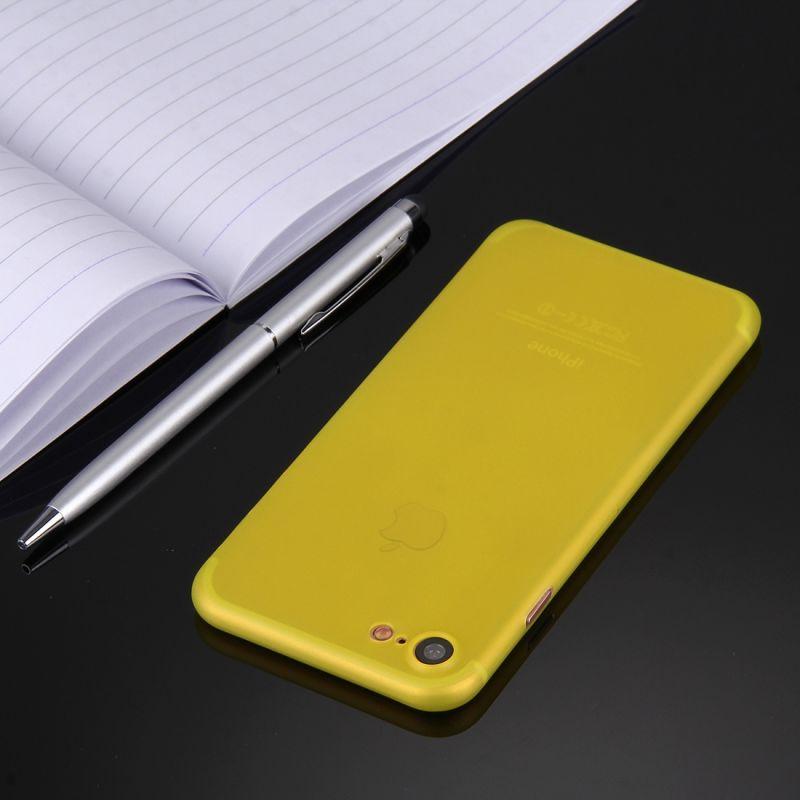 coque jaune iphone 7