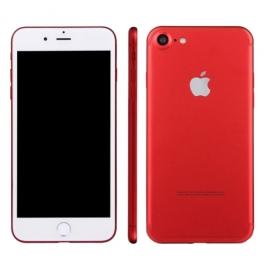 Modèle de présentation iPhone 7 Factice - Rouge