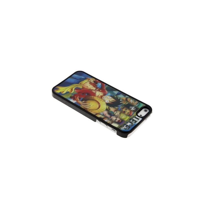 coque one piece 3d iphone 5 mobile store. Black Bedroom Furniture Sets. Home Design Ideas