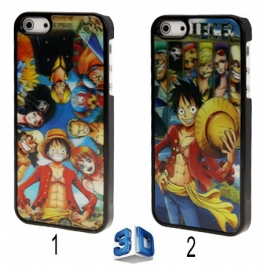 Coque One Piece 3D iPhone 5