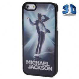 Coque Michael Jackson 3D iPhone 5
