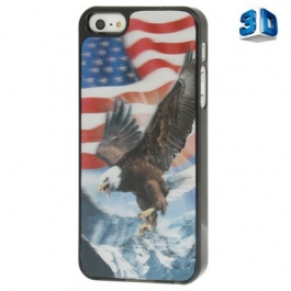 Coque Aigle USA 3D iPhone 5