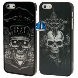 Coque Crâne 3D iPhone 5
