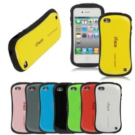 Coque incurvée iFace iPhone 4 et 4S