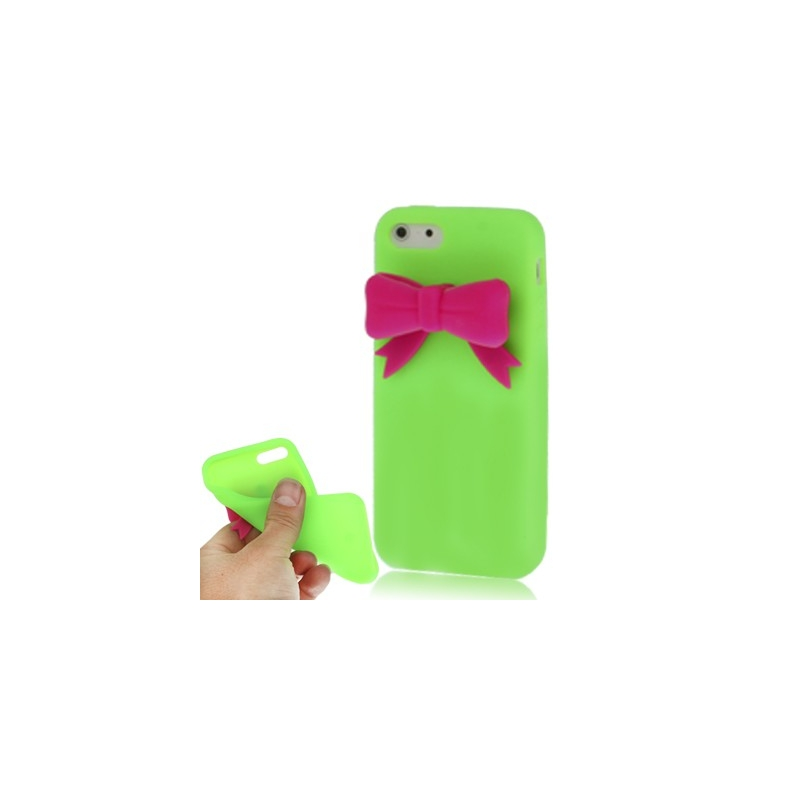 coque iphone 5 noeud