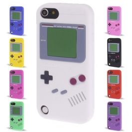 Coque Game Boy en silicone souple iPod Touch 5g