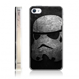 Coque Star Wars Stormtrooper en plastique pour iPhone 4 et 4s