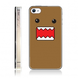 Coque Domo en plastique pour iPhone 4 et 4s