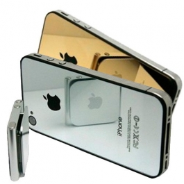 Façade arrière Miroir iPhone 4 / 4S