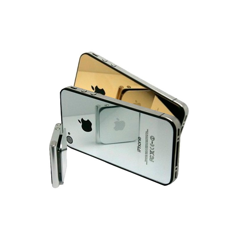 Fa ade arri re miroir iphone 4 4s mobile store for Miroir iphone