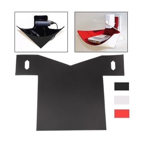 porte iphone pour prise murale mobile store. Black Bedroom Furniture Sets. Home Design Ideas