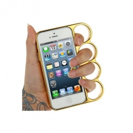 Coque Bumper Poing Américain iPhone 5/5S