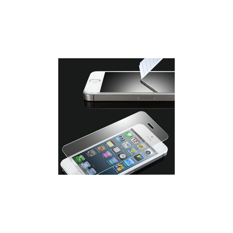 film de protection en verre tremp iphone 5 mobile store