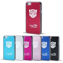Coque Transformers en metal iPhone 5