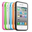 Bumper Silicone pour iPhone 4 et 4S