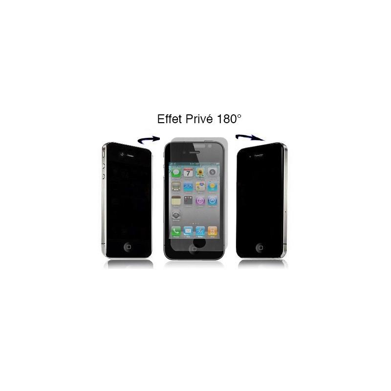 film protection cran priv 180 pour iphone 4 et 4s. Black Bedroom Furniture Sets. Home Design Ideas