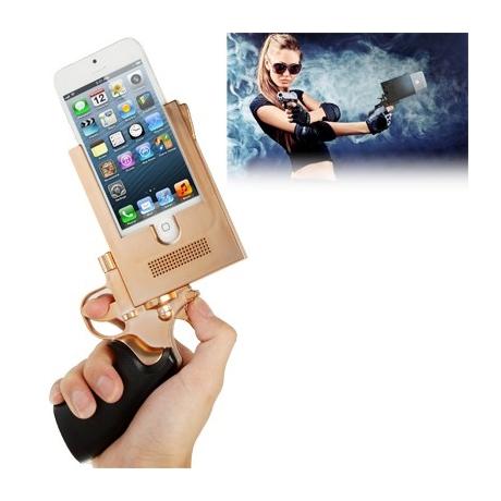coque pistolet iphone x