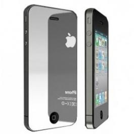 Film de protection écran Miroir pour iPhone 4 et 4S