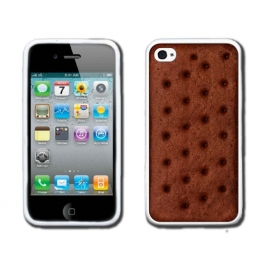 Coque biscuit Oreo iPhone 5
