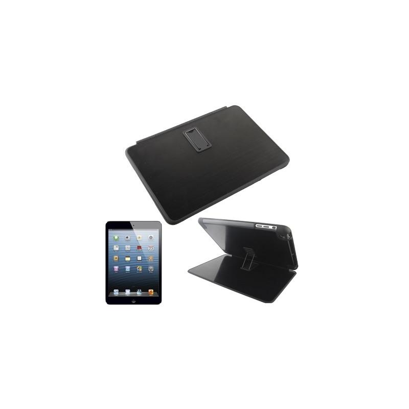 coque ipad mini en metal avec support mobile store. Black Bedroom Furniture Sets. Home Design Ideas