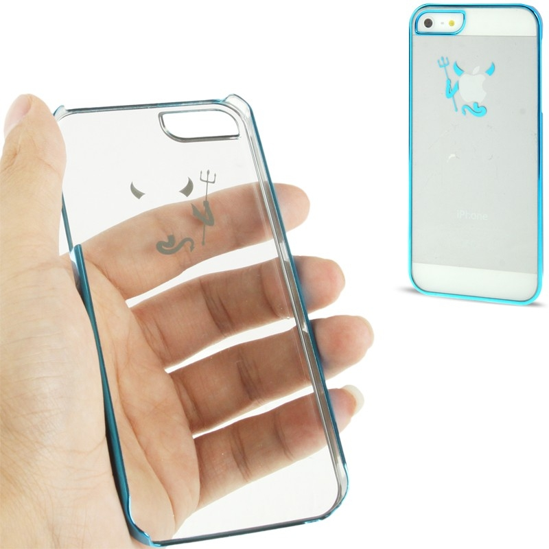 coque iphone 6 transparente diable