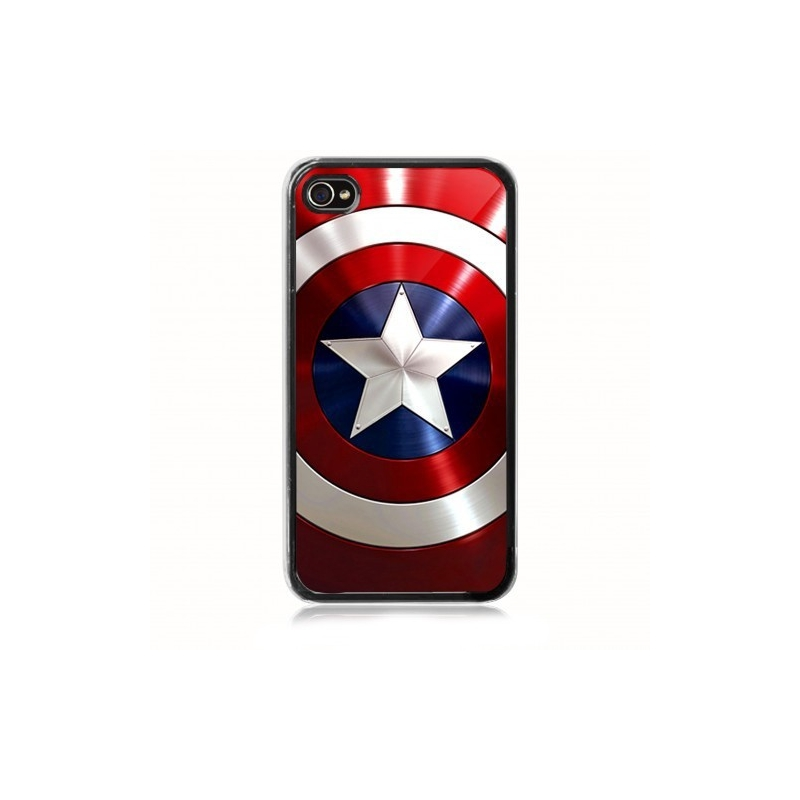 coque iphone 7 captain america