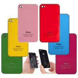 Façade arrière de couleur iPhone 4 / 4S