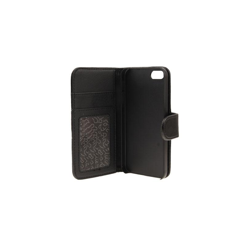 Housse porte cartes en cuir iphone 5 mobile store for Housse iphone 5