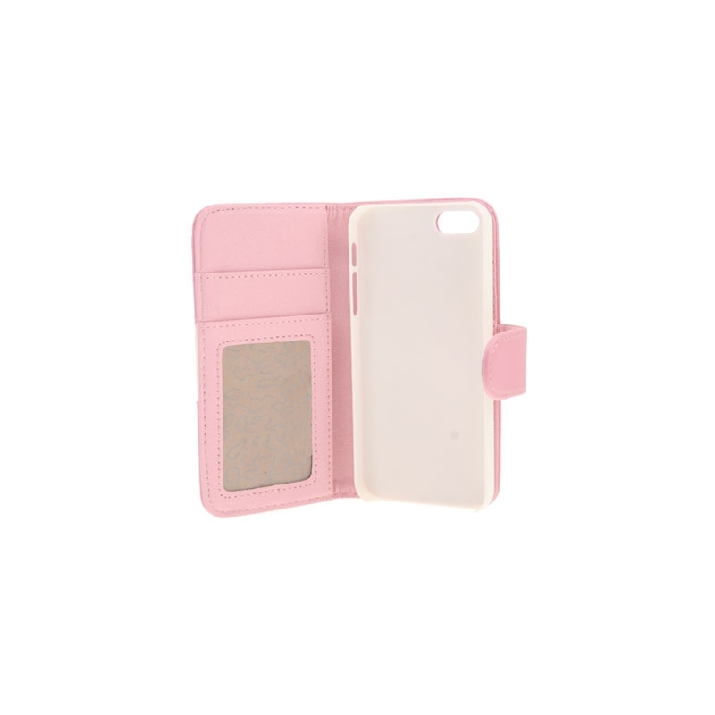 Housse porte cartes en cuir iphone 5 mobile store for Iphone housse cuir