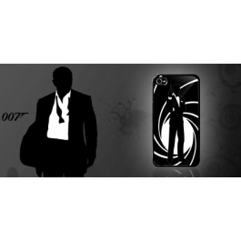 Coque iPhone 4 et 4S James Bond 007