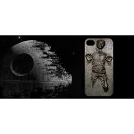 Coque iPhone 4 et 4S Star Wars - Han Solo carbonite